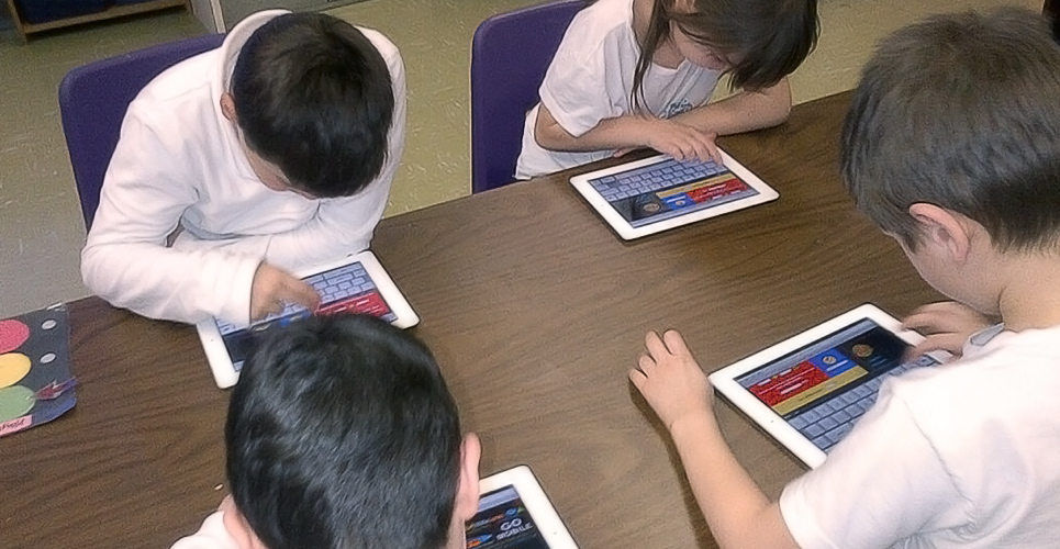 Technology getting a boost from the school community